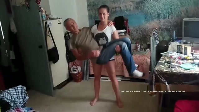 Lift Carry Strong woman