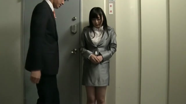 Horny Japanese girl in Crazy HD, Office JAV movie