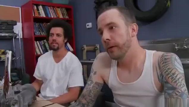 Teasing buxomy Alex Chance Massage Rooms Orgasm For Big Ass Boobs Lez