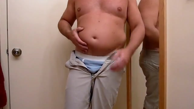 Big Belly in old clothes enema girl sex porn