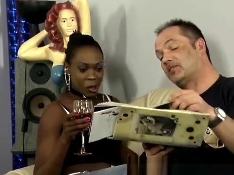 Black Babe With Firm Booty Gets Pussy Exploited By White Man