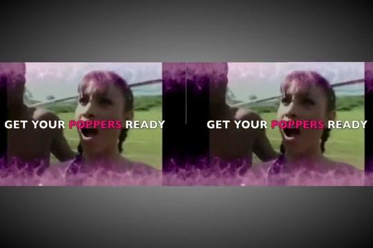 SBS Remix THE DESENSITIZER (POPPER TRAINING) Vintage ebony nude pics
