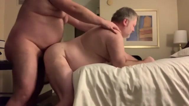 Bottom Dad Bear Bred by Hot Top Chub Camwhore deep throat