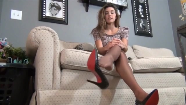 I See You Looking At My Feet Pathetic Loser