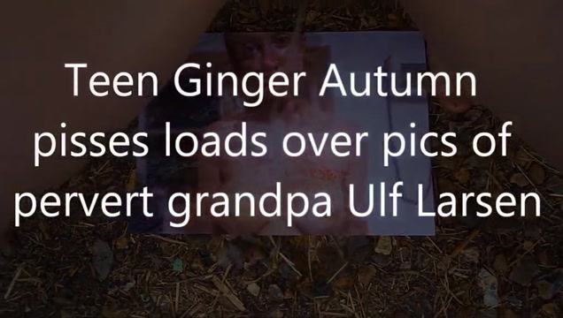 Peeing 4 Ulf Larsen - college girl Ginger Autumn Boner Glory Hole