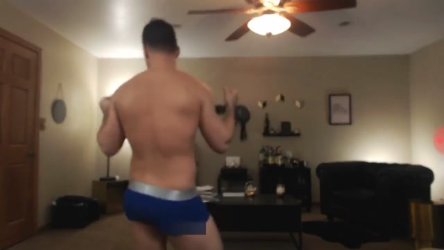 Hunk show webcam Naked ass tits gif