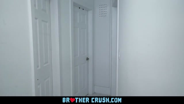 BrotherCrush - Pounding His Thieving Younger StepBrother?s Tight Hole sexy video an fully open cloth photophoto