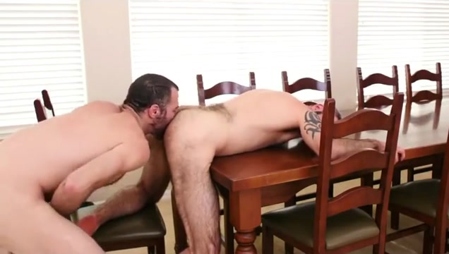 DINNER IS SERVED Lesbian hardcore squirt porn