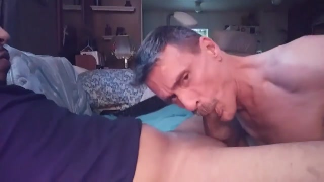 Sucking a regular pt 1 Harry men jack off