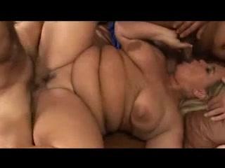 Rylee Peyton (Blond BBW), Dan Lewis, Dino Bravo Amateur Teen Girl Anal