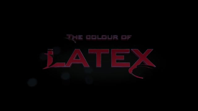 LittleCapriceDreams - The Colour of Latex