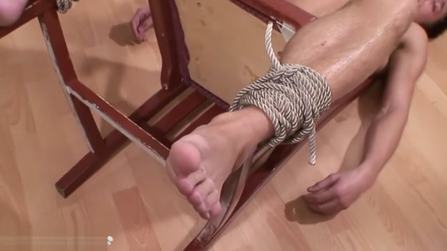 Kolja Feet Tickle Punishment - Russian Shemale japanese masturbate cock load cumm on face