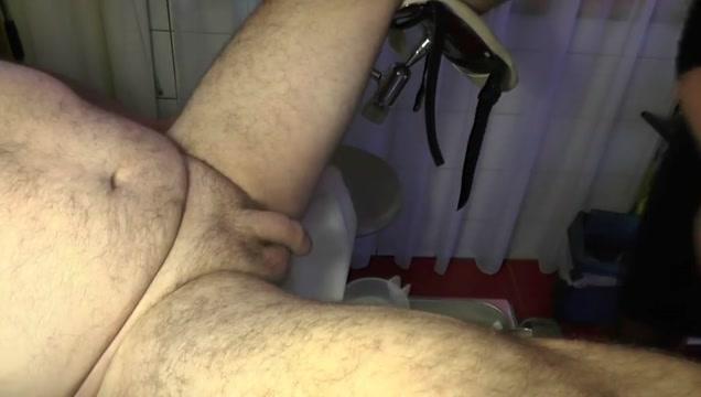 Lady Britt die Sklavenrasur Mechanical dildo porn