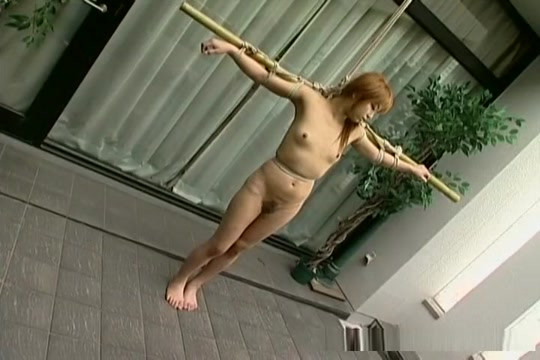 Some really hot kinky bounded action right here hot hantai sex game
