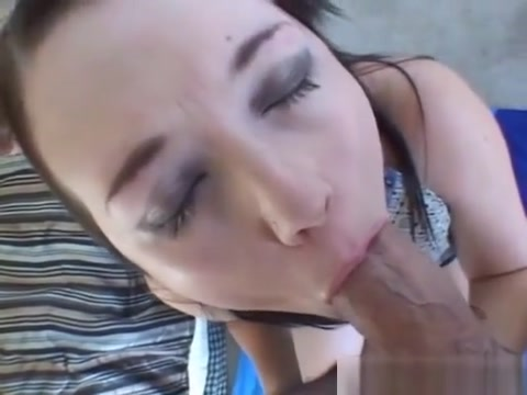 Brunette Chick Giving Blowjob Gta blowjob