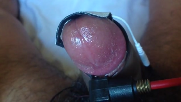 Electro cum big assed mexican chick