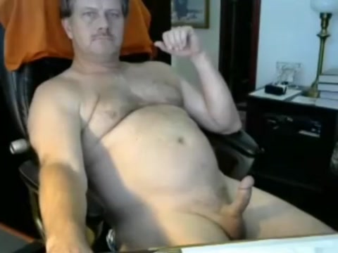 Sexy dad on cam (with cum) Xxx sexy high heel act image