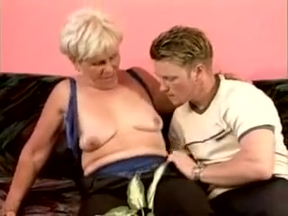 Saggy Tit Grandma Sucks His Dick And Gets On For A Butt Bouncing Ride Natural huge tit porn