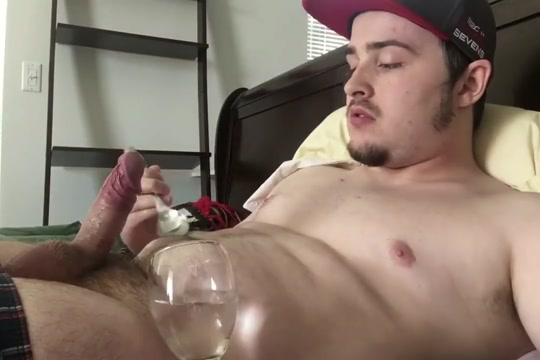 Insatiable Cumslut! Guy Drinks Own Cum! Continuous Cumming, Orgasm Control! Hot nude models fuking