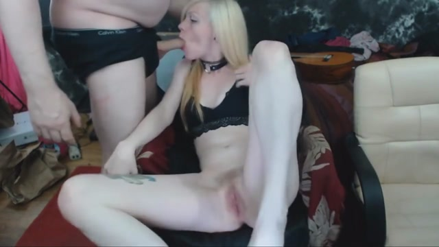 Roxy sucks Lees big cock while playing with her sweet pussy averaga women fantasize about sex