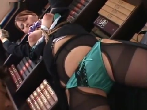 Japanese babe uncensored cabin attendant Granny Forest Fuck