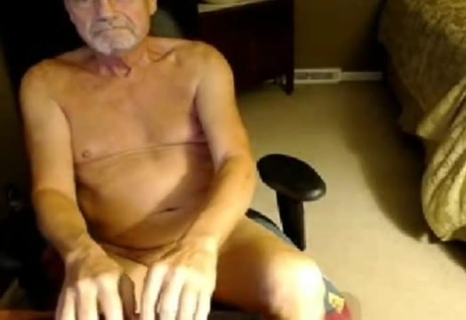 grandpa - cam show The best way to get over a break up