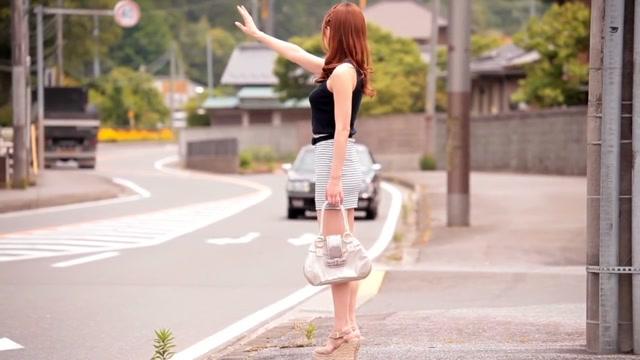 Incredible Japanese model in Horny Red Head, Outdoor JAV video Clip video sex kajol