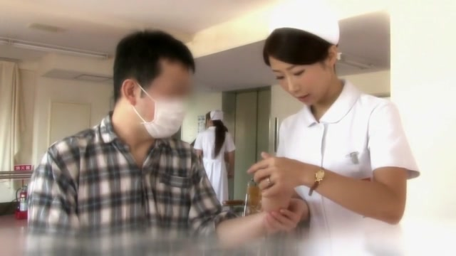 Best Japanese model in Horny Nurse, HD JAV video