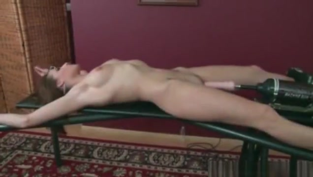 Tickle Orgasm & Fucking Machine Mature milfs over 40