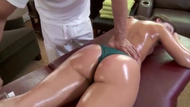 Fetching breasty Spanish Remy LaCroix in sweet massage sex video fake female casting agent