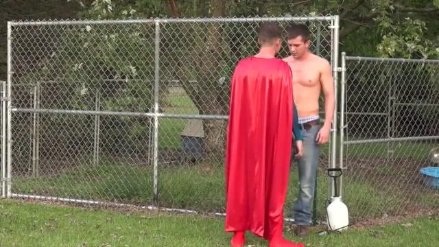 Superboy - Dick of Steel Ass hot blonde teen