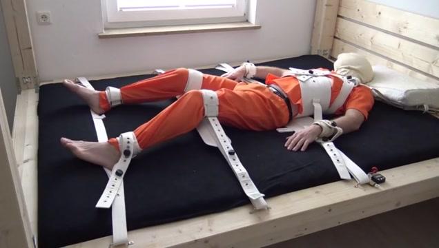 Diaper Prisoner Boobs nipple orgasm
