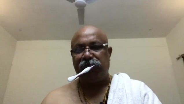bald indian old man showing full body in underwear amateur homemade movie sex