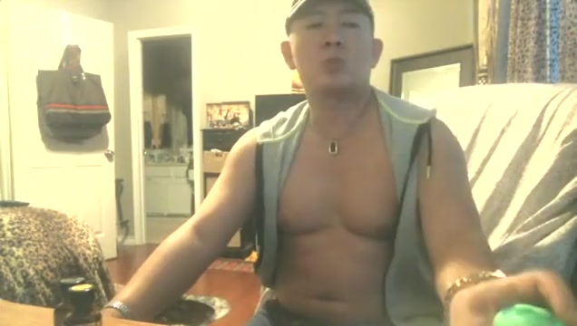 FILIPINO GUY ADDICTED TO MY UNCUT DICK AND CUM !!! Peter And Tina 2
