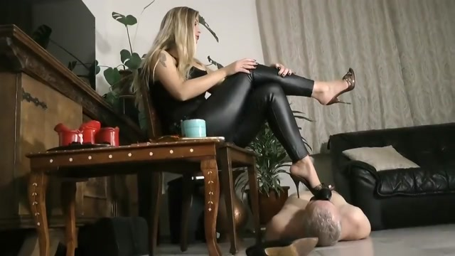 smoking femdom 2 Marry him the case for mr good enough