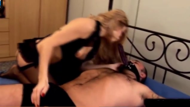 Lady having fun with her dildogagged subby Whores in Kasserine