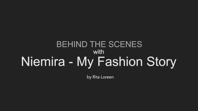 Niemira - My Fashion Story (Behind The Scenes) Naked Moms Spreading