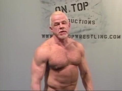 Brett Akers Wrestles John Mangoss Fantasy bj from amazing milf