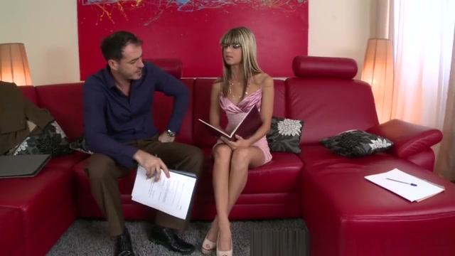 Boss has threesome with two hot assistant babes homemade organic facial cloths