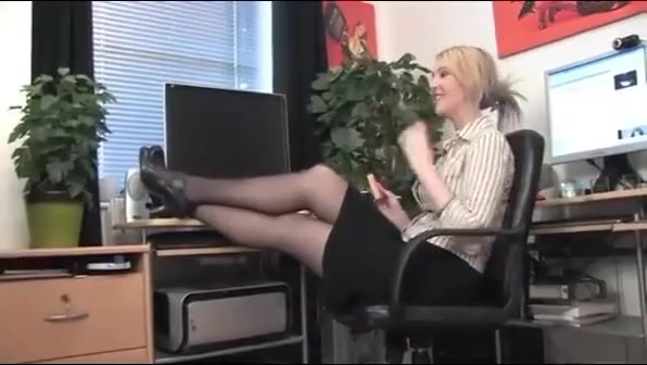 Katie K Office Secretary Ivy sherwood nude