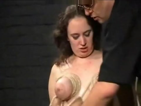 Breast Torture And Extreme Bondage Of English Bbw Slavebabe  BBW fat bbbw sbbw bbws bbw porn plumper fluffy cumshots cumshot chubby