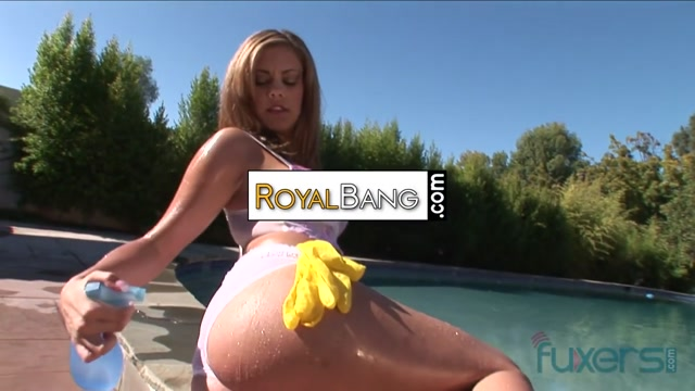 Katie Cummings rubber gloves Tino Media Horny 18