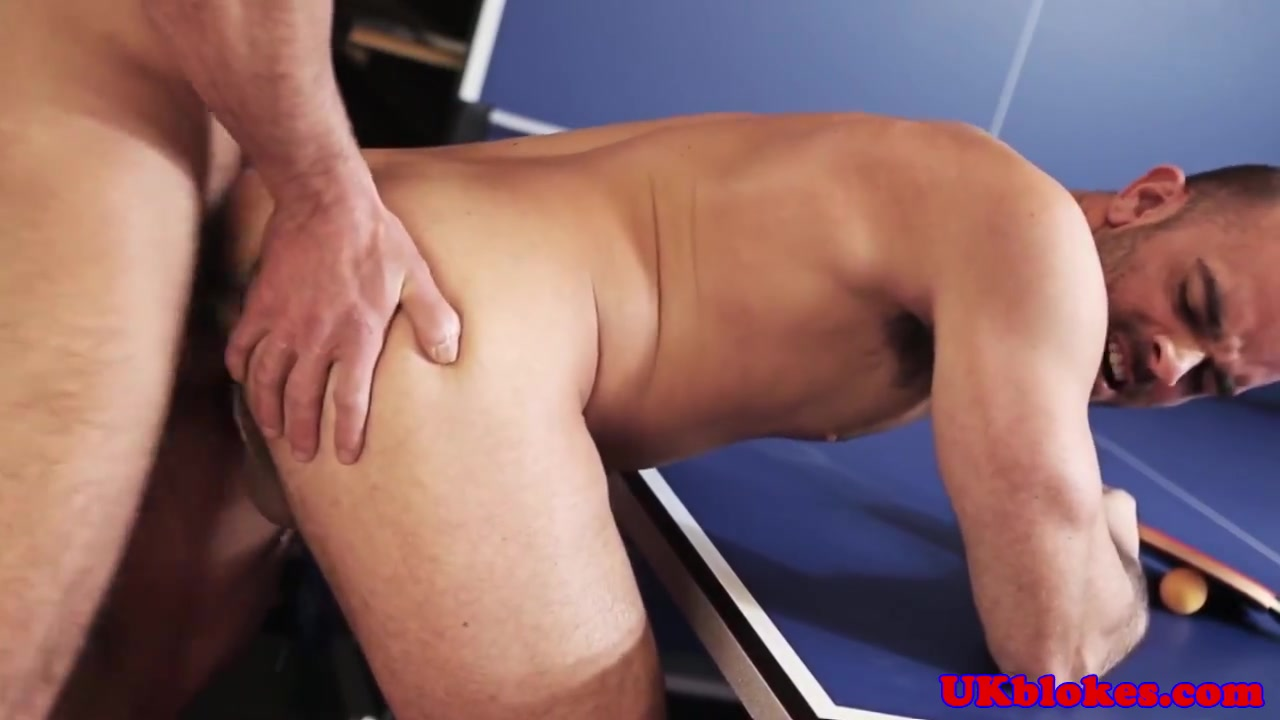 Muscle jock watched while pounding tight butt Lacy chabert masturbation