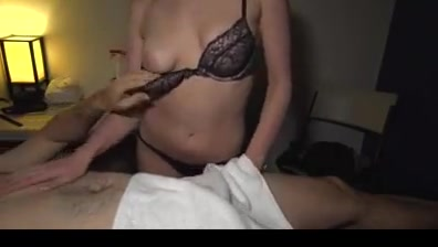 Massage Parlor White wife sex with black gardener