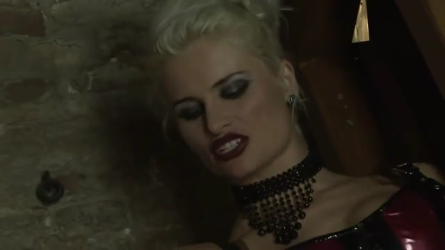 German Femdom Queen Syonera Smoking Hot Pantyhose Preview
