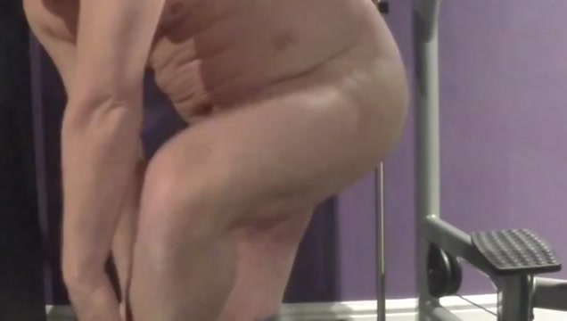 PHIL WILLIAMS: Naked at the Gym One 1 man 1 jar video