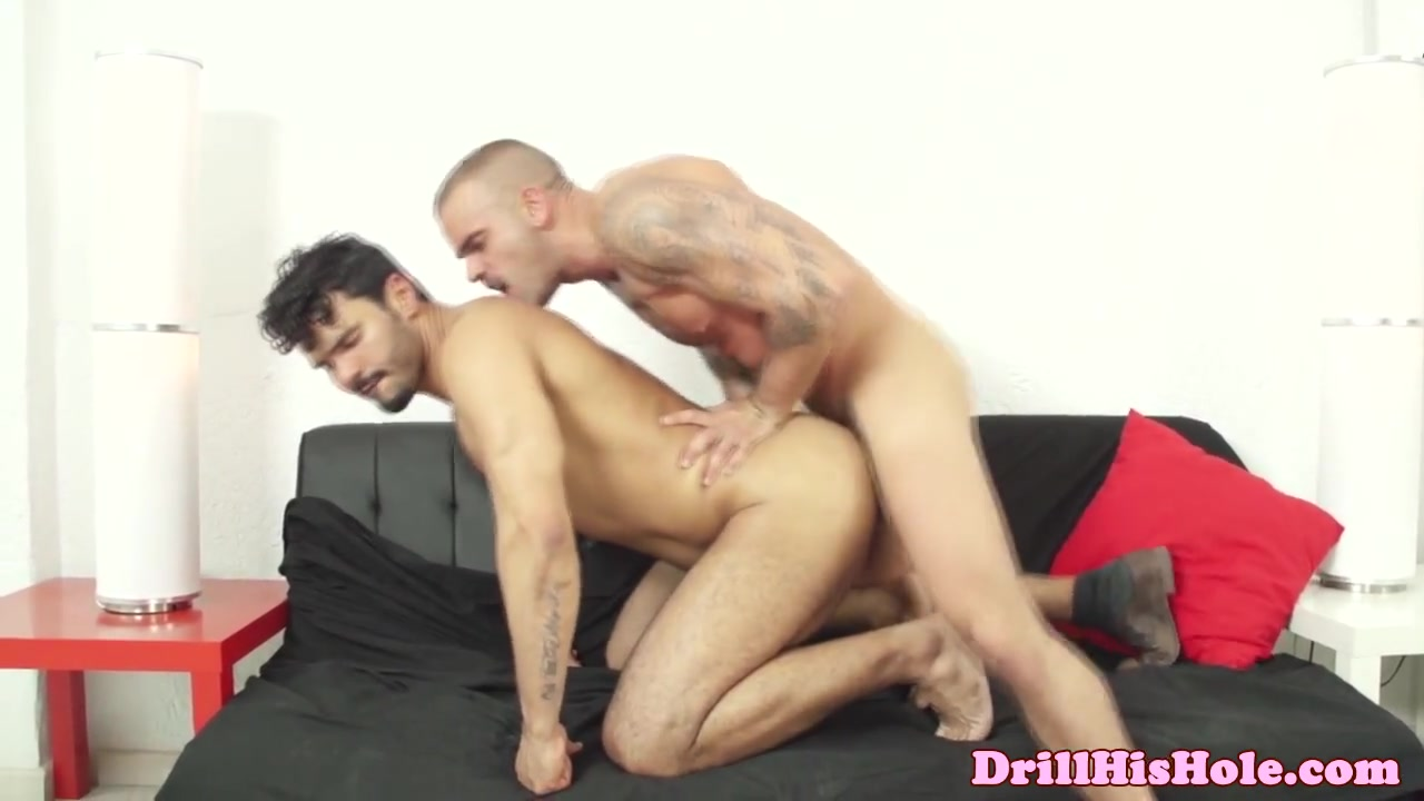 Damien Crosse fucks bottom bitch Cory Chase Force