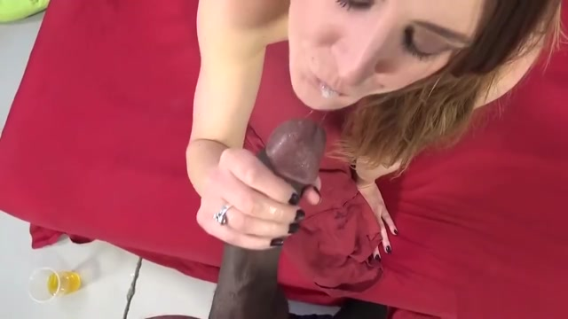 Big black cock stretched out a pussy before Porno Dan makes it squirt hime to boin hentai