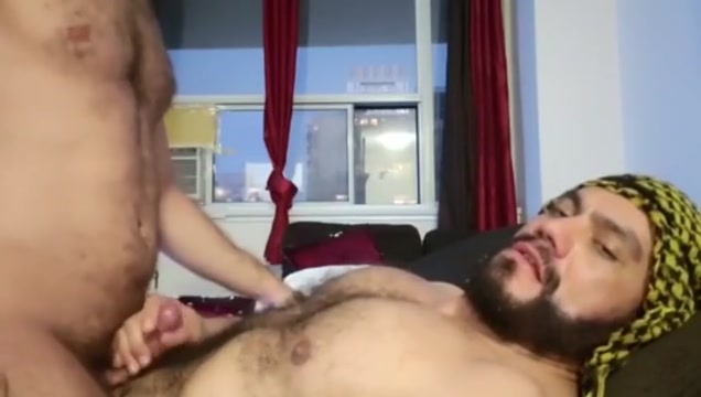 Riding arab hairy arab roommate bare White Girl With Two Black Cocks. Anal adult video