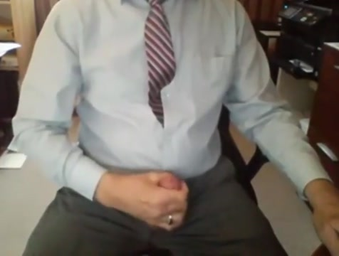 Grandpa in Suit Masturbating Match com profile picture